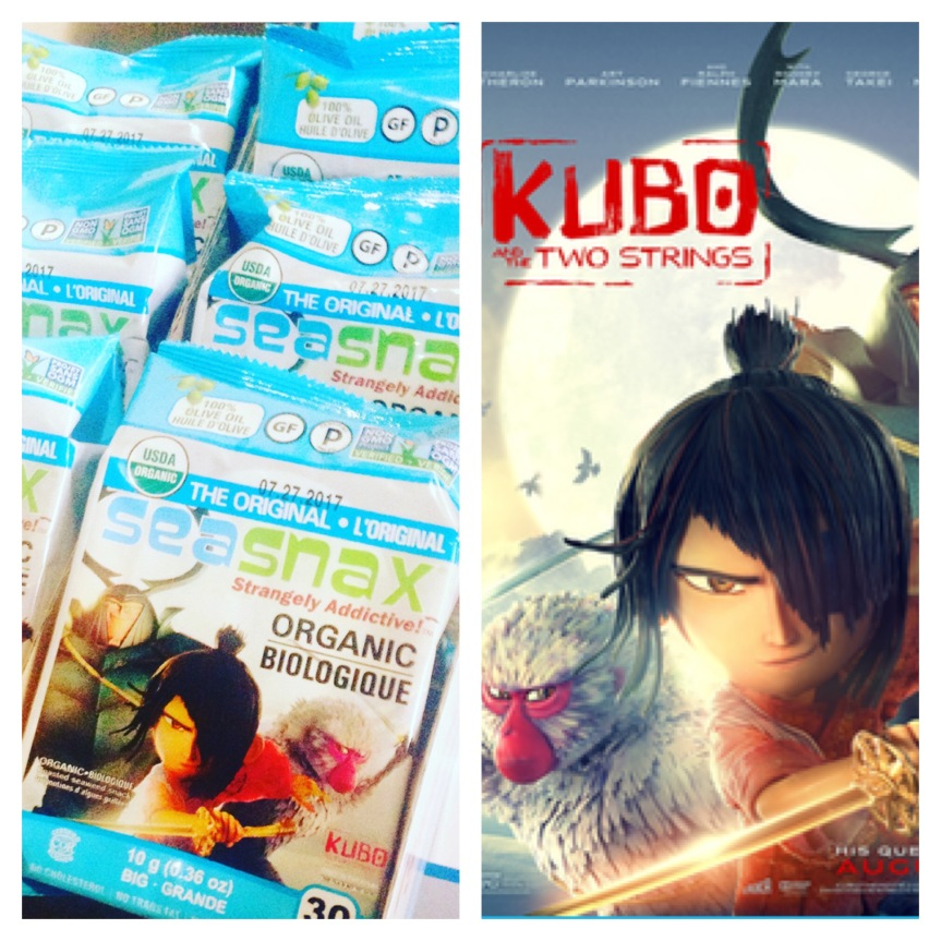 Kubo and the TwoStrings