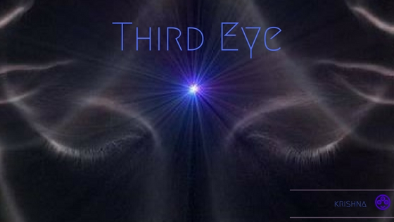 AJNA-Third Eye YogaKriya