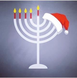 Merry Chrismukkah!
