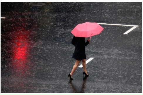3 Reasons why Rainy Days are the Best