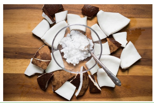 Cooling Coconut