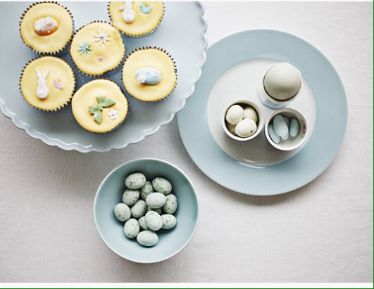 Ideas for Cute Easter Cupcakes