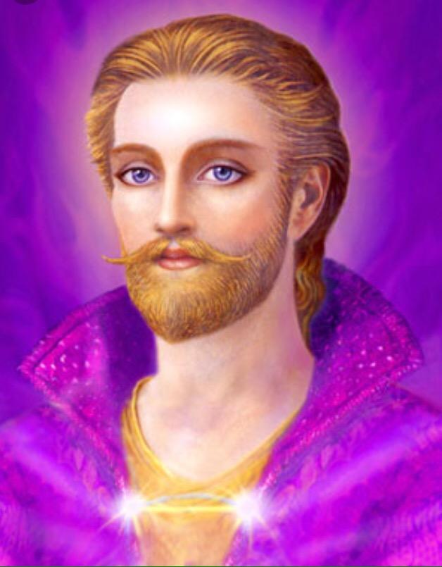 Ascended Masters: SaintGermain