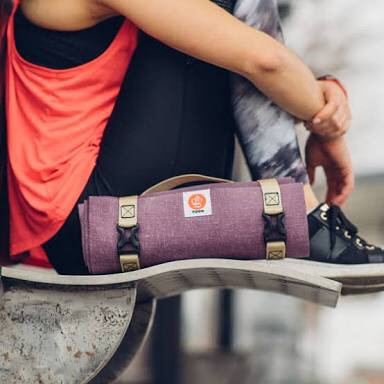 YOGO: The Best Travel Yoga Mat Ever Made. An Interview With The Founder, Jessica Thomas