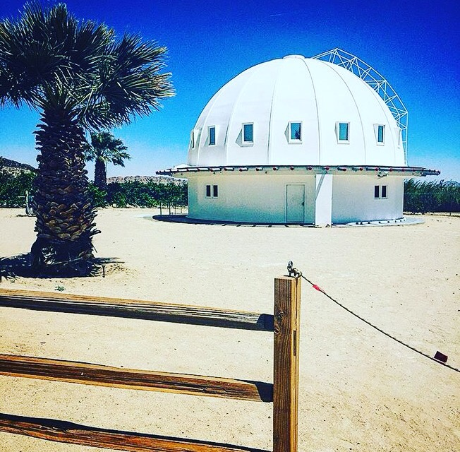 The Integratron is the fusion of Art, Science and Magic