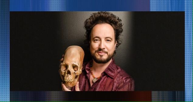 Giorgio A. Tsoukalos: Ancient Aliens