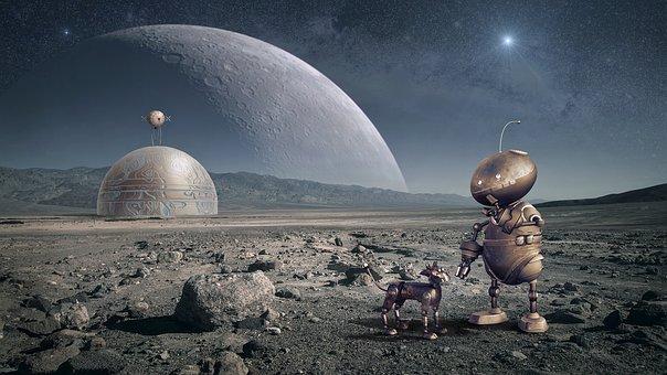 NASA's Game Changing R5Robot