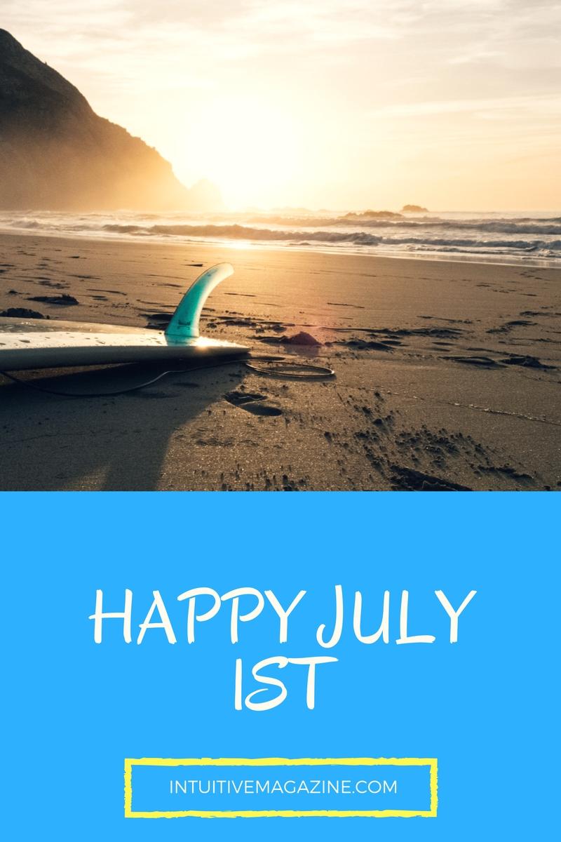 Happy July 1st