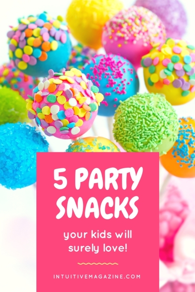 5 Party Snacks