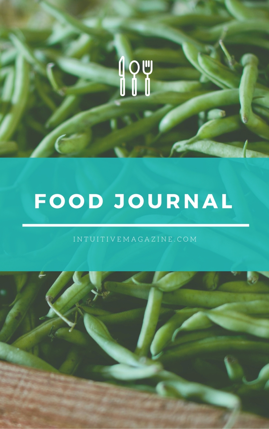 Intuitive Eating: Food Journal