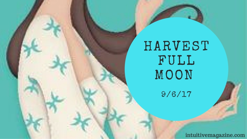 Harvest Full Moon in Pisces