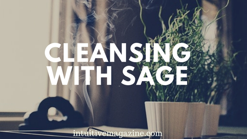 Cleansing with Sage