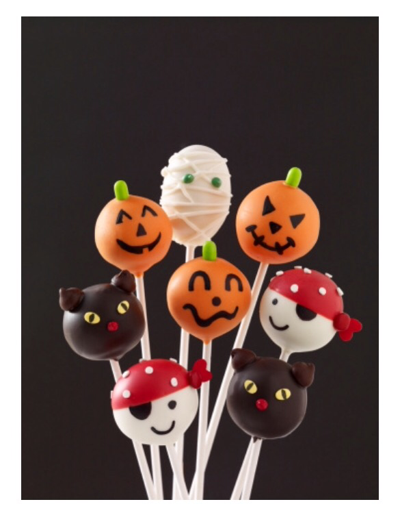 Halloween Treats and Dessert Ideas