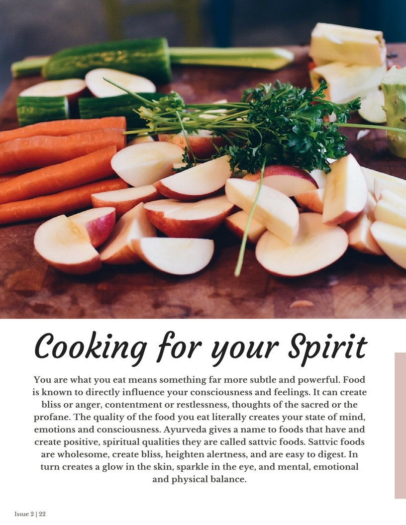 Cook for your Spirit (3)