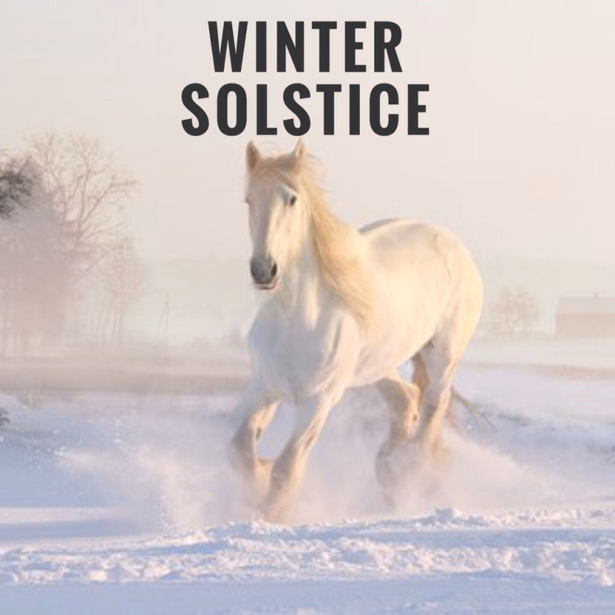 Winter Solstice: December 21st 2017
