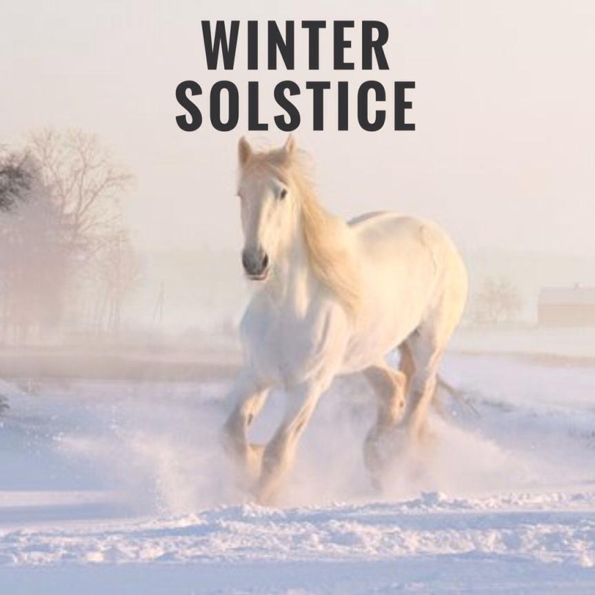 Winter Solstice: December 21st2017