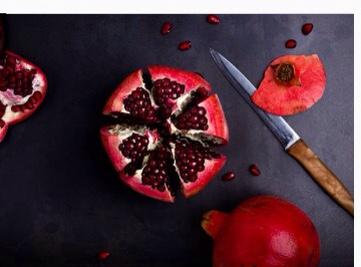 Superfruit Pomegranate Smoothie