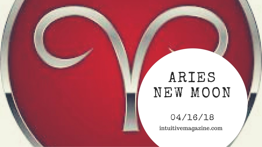 Happy New Moon in Aries