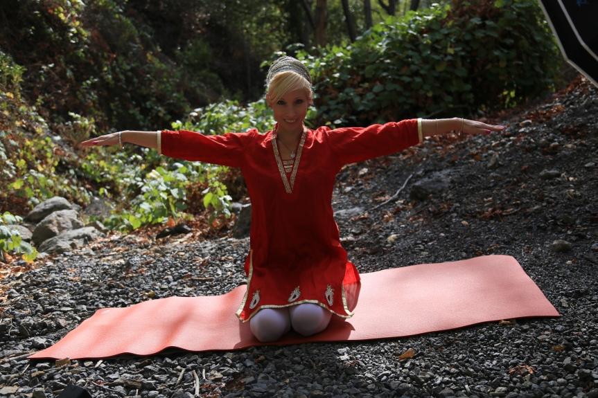 Flexible Spine Equals FlexibleMind