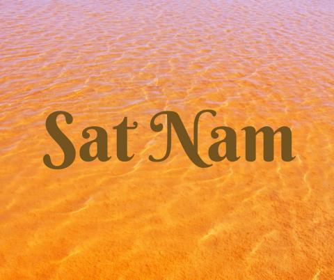 Sat Nam Fest West2018