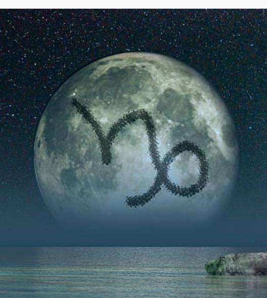 FULL MOON in Capricorn – Strawberry Moon 2018