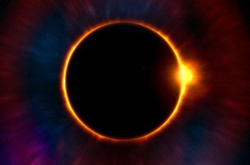 Solar Eclipse Leo NewMoon