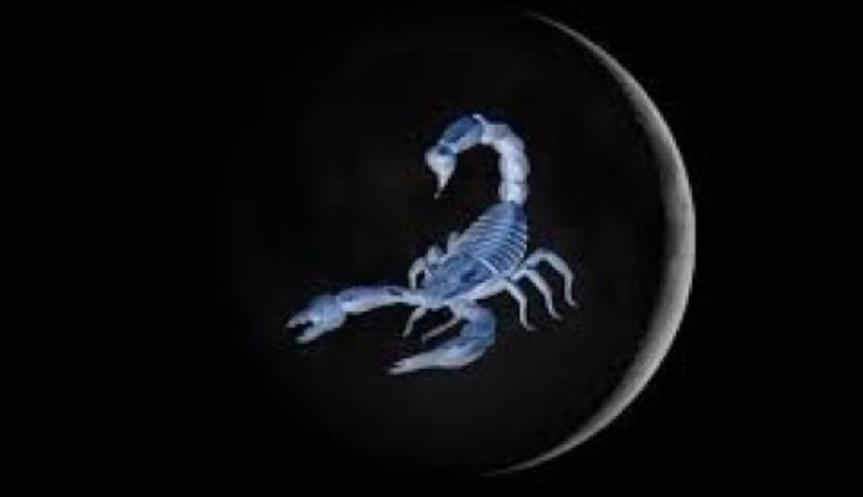 New Moon inScorpio