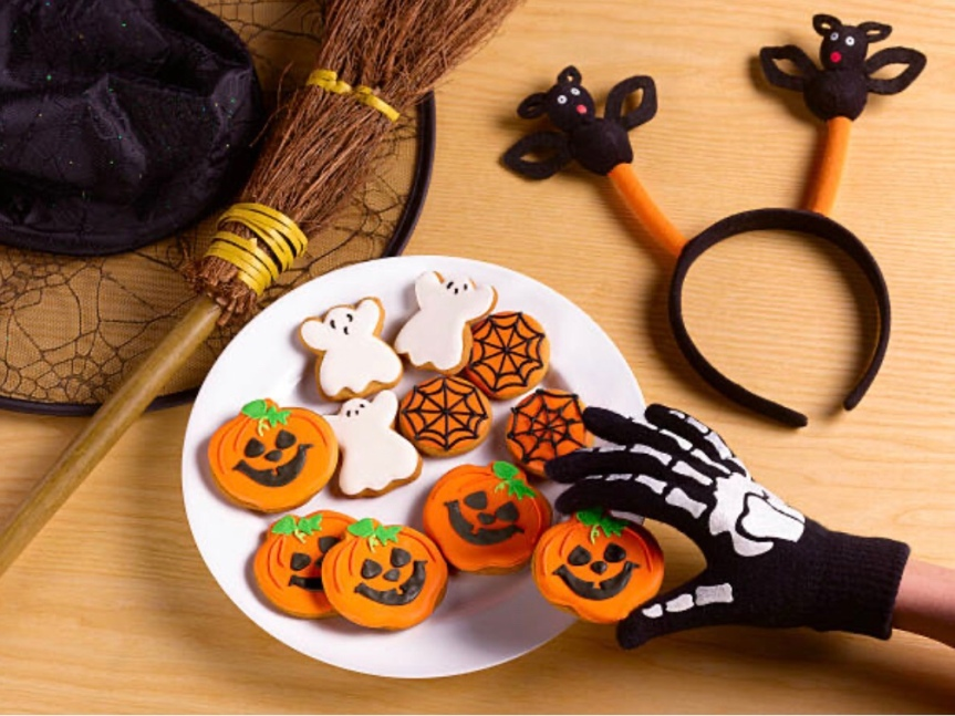 Halloween Kids' Recipes